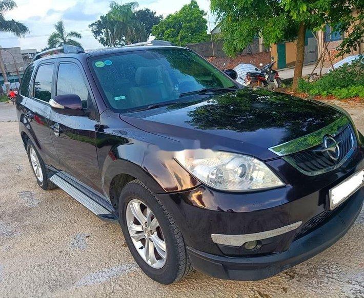 Cần bán lại xe Haima 7 năm sản xuất 2012, màu đen, nhập khẩu 0