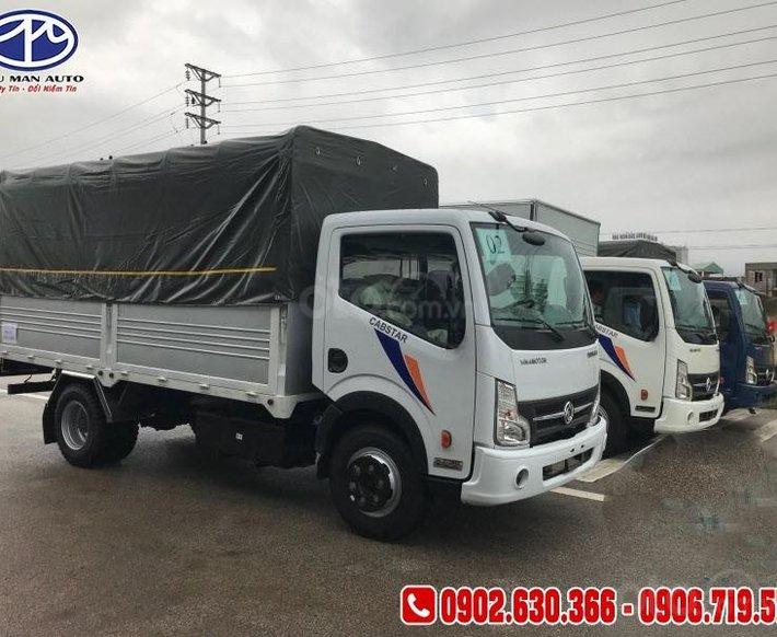 Bán xe tải Nissan 1.9 tấn - động cơ Nhật Bản - Thùng dài 4m2 - Trả trước 150tr nhận xe0