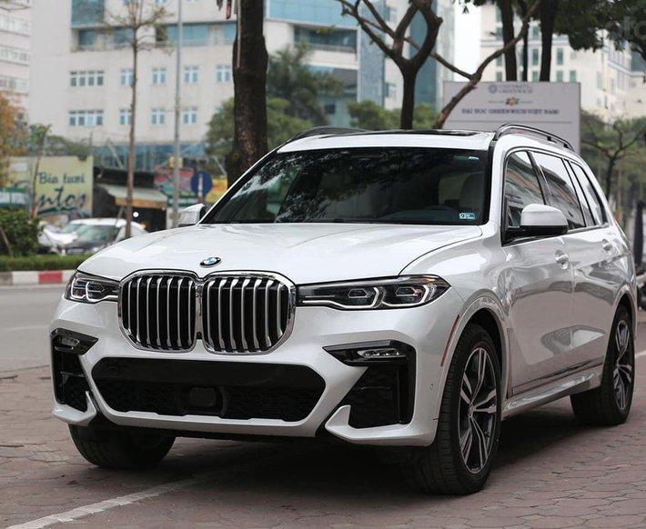 BMW X7 - model 2020 (xe có sẵn) giá tốt nhất Việt Nam0