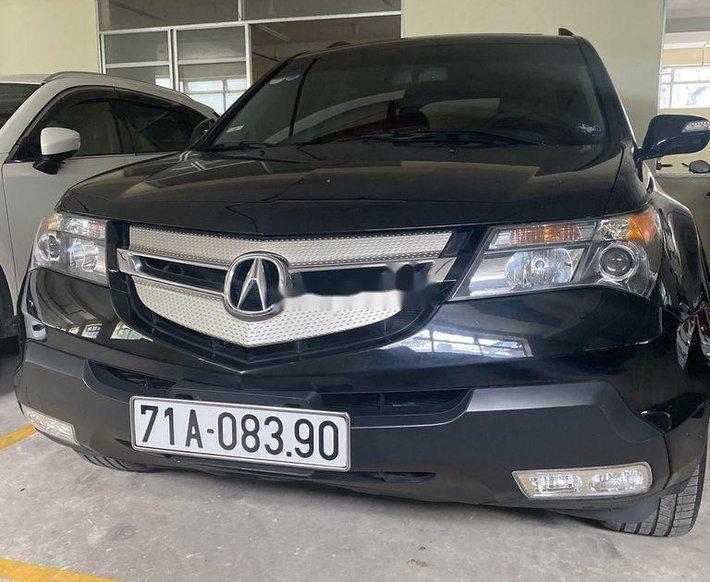 Bán Acura MDX năm sản xuất 2007, nhập khẩu còn mới4