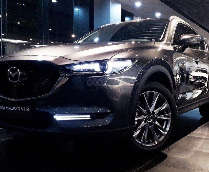 [Mazda Hồ Chí Minh] Mazda CX5 2020 mới giảm ngay 50% thuế trước bạ, trả góp đến 80% chỉ 230 triệu lấy xe, đủ màu giao ngay0
