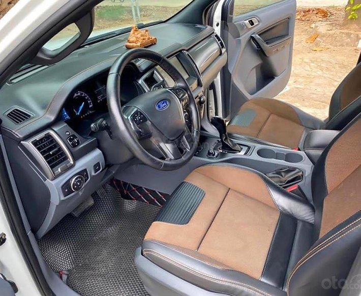 Bán Ford Ranger sản xuất năm 2015, màu trắng, nhập khẩu 2