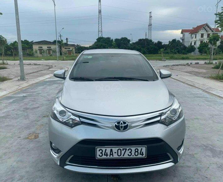 Bán nhanh với giá ưu đãi nhất chiếc Toyota Vios G, sản xuất năm 2014, xe còn mới, đi giữ gìn0