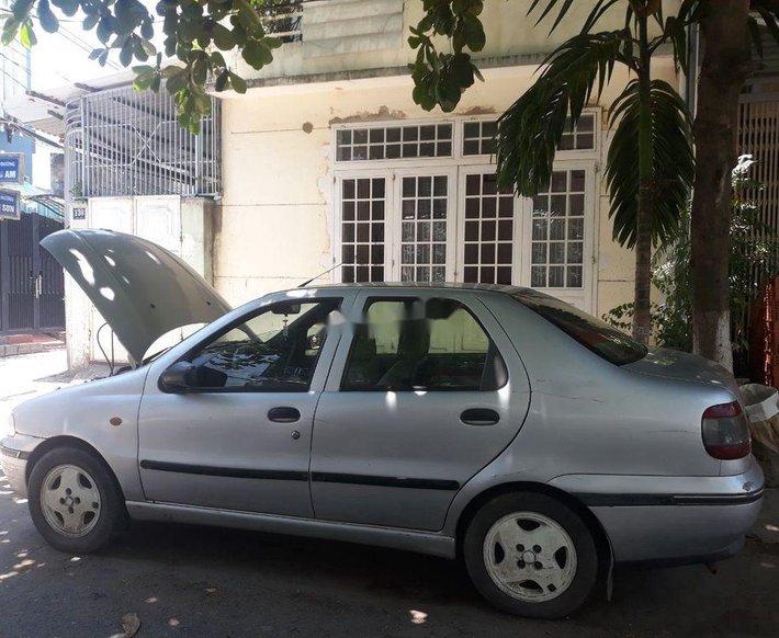 Bán Fiat Siena sản xuất 2002, màu bạc0