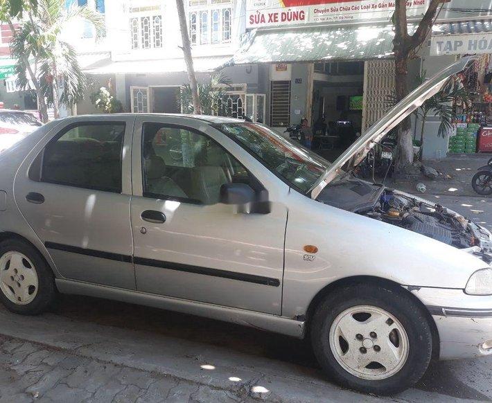 Bán Fiat Siena sản xuất 2002, màu bạc6