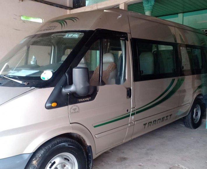 Cần bán gấp Ford Transit năm 2005, nhập khẩu1