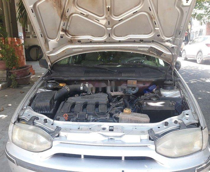 Bán Fiat Siena sản xuất 2002, màu bạc5