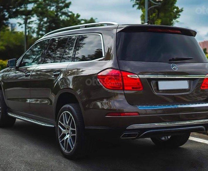 Bán gấp chiếc Mercedes Benz GL 400 sản xuất 2014, chính chủ sử dụng4