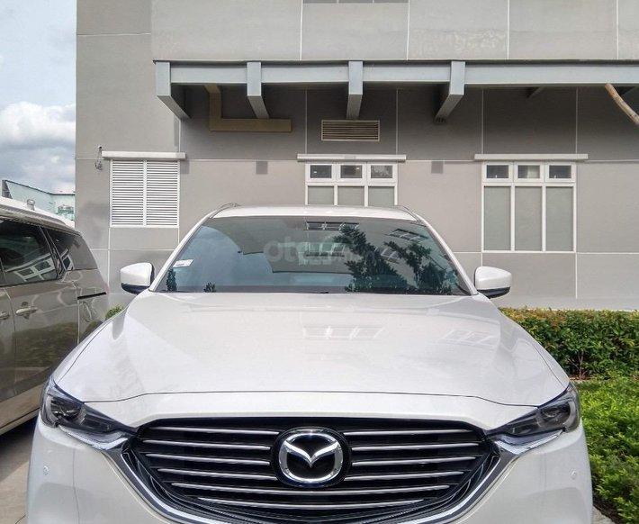 {Mazda Bình Triệu} - New Mazda CX8 - Trả trước chỉ 267tr - Tặng gói nâng cấp trị giá 50tr - Hỗ trợ trả góp đến 85%0