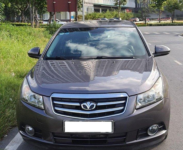 Xe Daewoo Lacetti CDX 1.8 AT 2011 full option0