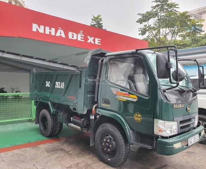 Bắc Ninh Bán xe Hoa Mai ben 3 tấn, giá khuyến mại tháng 10 năm 202010
