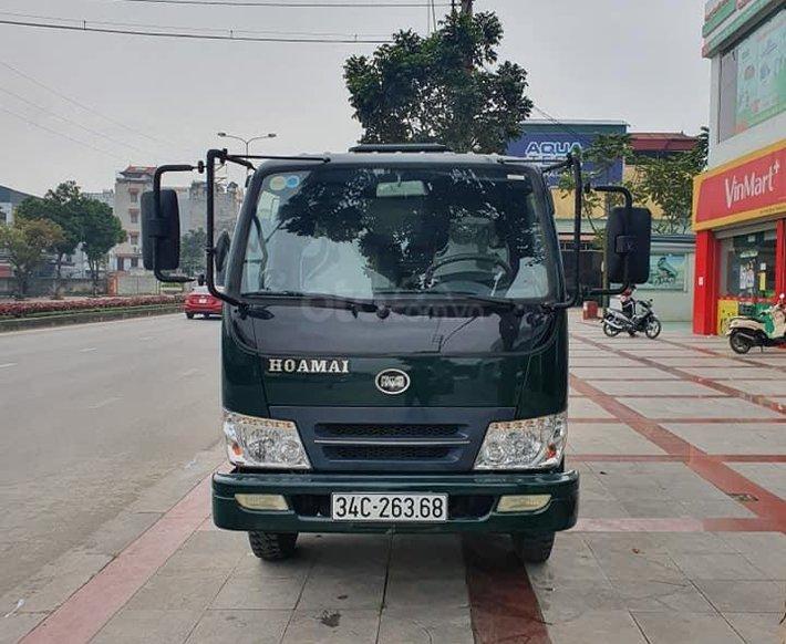 Bắc Ninh Bán xe Hoa Mai ben 3 tấn, giá khuyến mại tháng 10 năm 20204