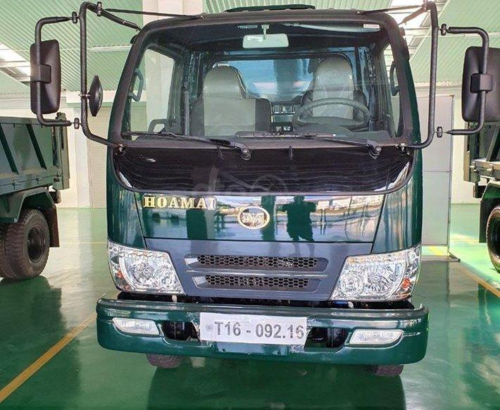 Bắc Ninh Bán xe Hoa Mai ben 3 tấn, giá khuyến mại tháng 10 năm 20206