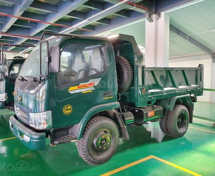Bắc Ninh Bán xe Hoa Mai ben 3 tấn, giá khuyến mại tháng 10 năm 20208