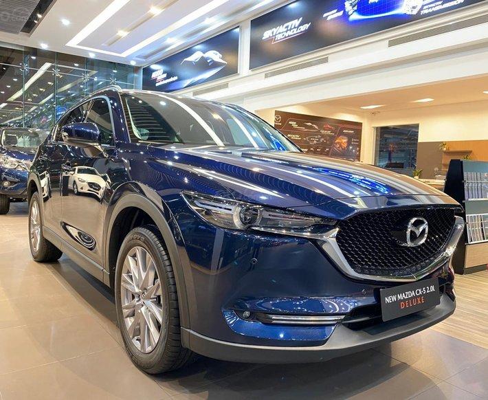 Mazda CX5 2020 mới giảm ngay 50% thuế trước bạ, trả góp đến 80% chỉ 230 triệu lấy xe, đủ màu giao ngay0