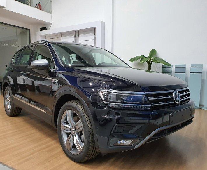 Volkswagen Tiguan Luxury 2020 giá khuyến mãi kịch sàn tại Bình Dương0