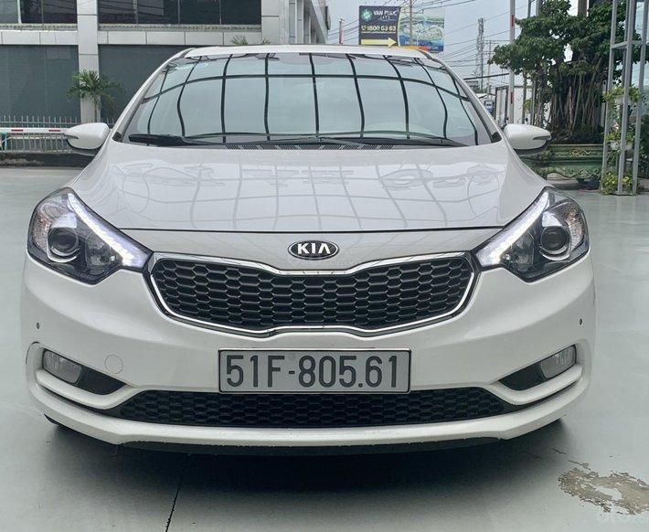 Chính chủ bán Kia K3 1.6AT sx 2016 tự động biển Sài Gòn, không dịch vụ xe cực đẹp bao test tại hãng0