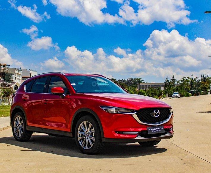 [Mazda Bình Tân - HCM] New Mazda CX-5 2020 - giảm thuế trước bạ 50% - tặng bộ phụ kiện chính hãng0