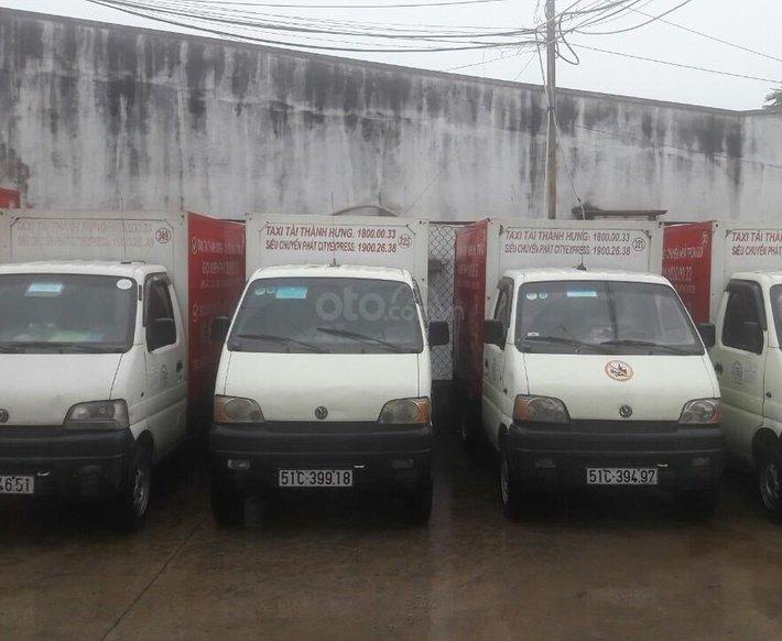 Công ty CPTĐ Thành Hưng cần thanh lý lô 20 xe tải nhẹ SYM2