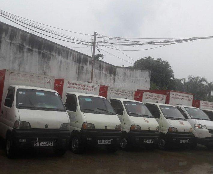 Công ty CPTĐ Thành Hưng cần thanh lý lô 20 xe tải nhẹ SYM1