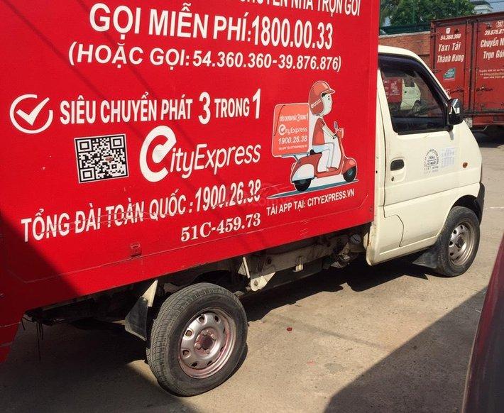 Công ty CPTĐ Thành Hưng cần thanh lý lô 20 xe tải nhẹ SYM4