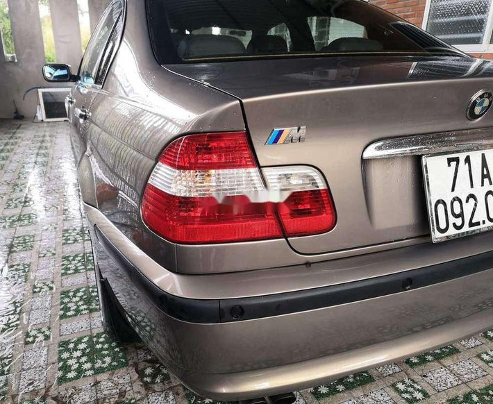 Bán ô tô BMW 3 Series 2005, màu xám, xe nhập còn mới4