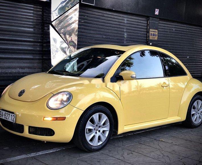 Bán Volkswagen New Beetle sản xuất năm 2008, xe nhập còn mới0