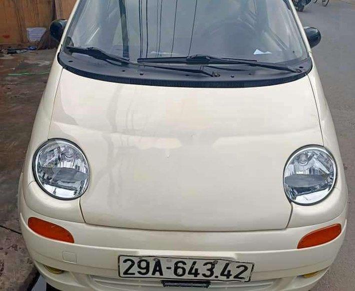 Bán Daewoo Matiz đời 2016, màu trắng, nhập khẩu, giá chỉ 52 triệu0
