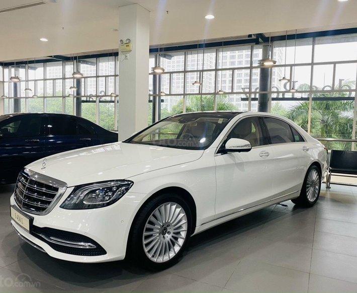 S-Class xe Mercedes-Benz S450 mâm mới, thông số, giá lăn bánh, khuyến mãi 50% trước bạ số lượng giới hạn0