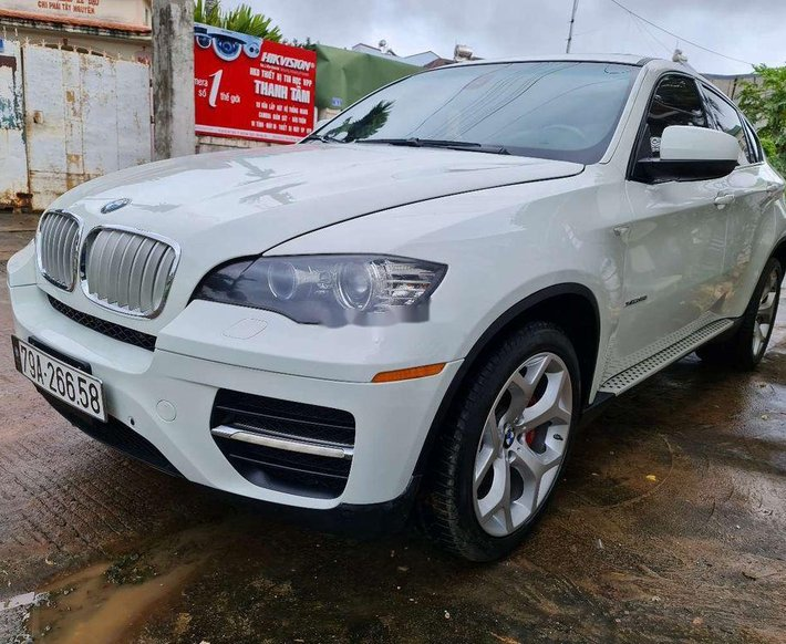 Cần bán lại xe BMW X6 sản xuất 2008, xe nhập, còn mới, một đời chủ0