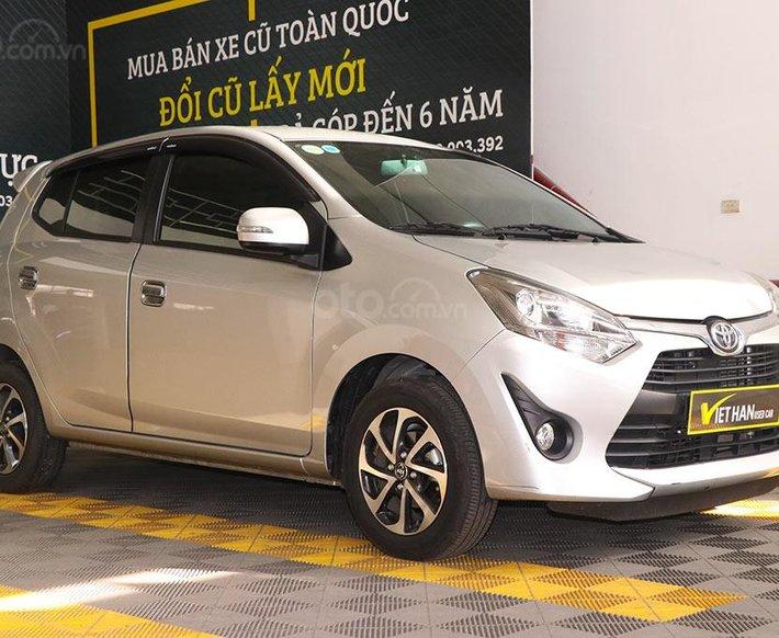 Bán xe Toyota Wigo 1.2AT 20190