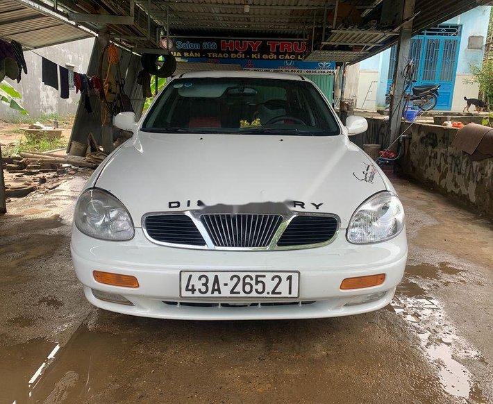 Bán Daewoo Leganza đời 1998, màu trắng, xe nhập0
