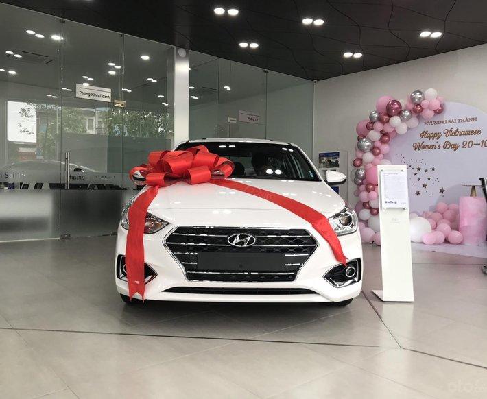 Hyundai Accent AT, AT ĐB 2020 cam kết có xe đủ màu, giao ngay trong tháng0
