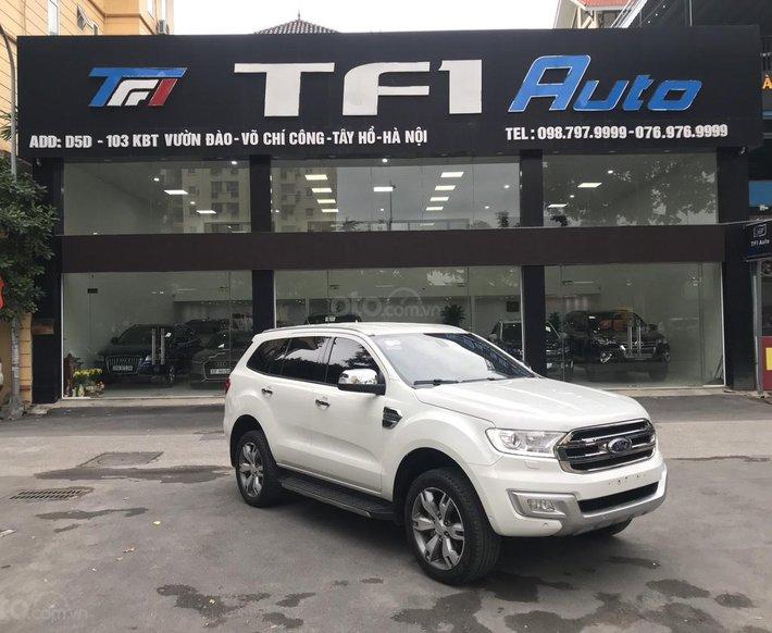 Bán xe Ford Everest Titalium 2.2 SX 20170