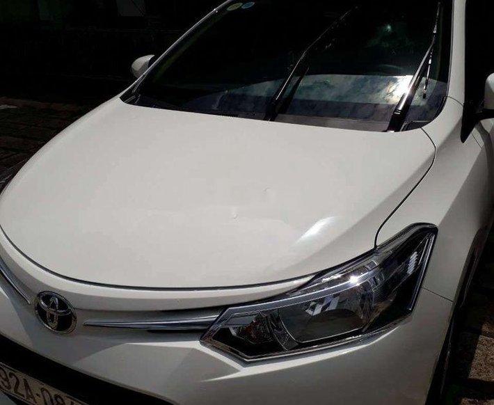 Bán Toyota Vios sản xuất 2017, giá thấp, xe một đời chủ sử dụng0