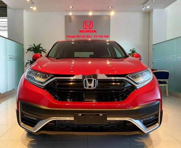 Bán Honda CR V sản xuất năm 2020, sẵn xe, giao nhanh toàn quốc0