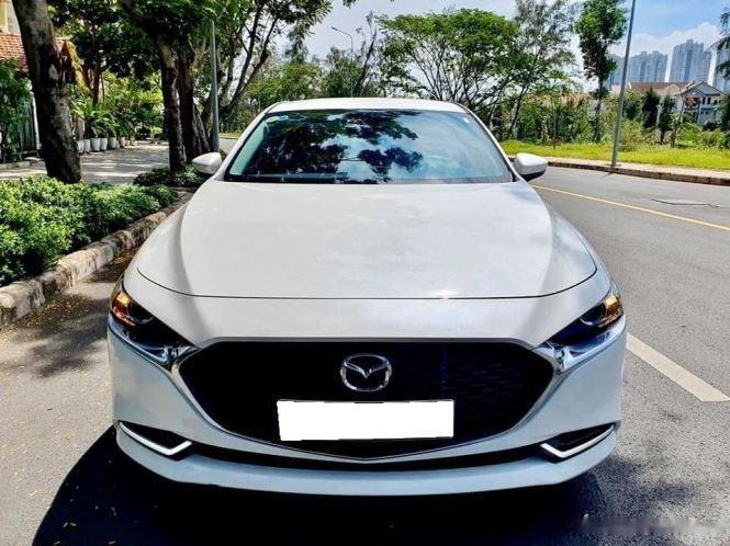 Bán ô tô Mazda 3 2020, màu trắng số tự động0