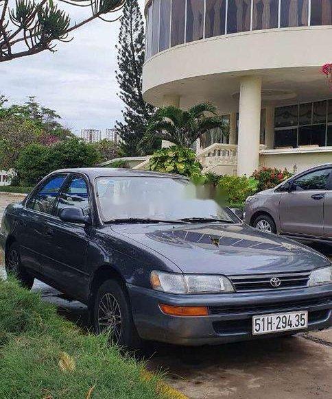 Bán Toyota Corolla sản xuất năm 1997, nhập khẩu nguyên chiếc0