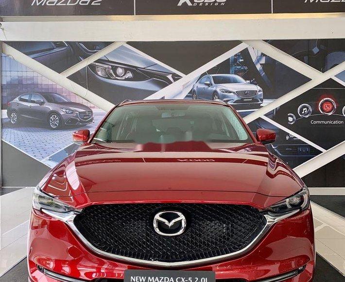 Bán ô tô Mazda CX 5 đời 2020, màu đỏ0