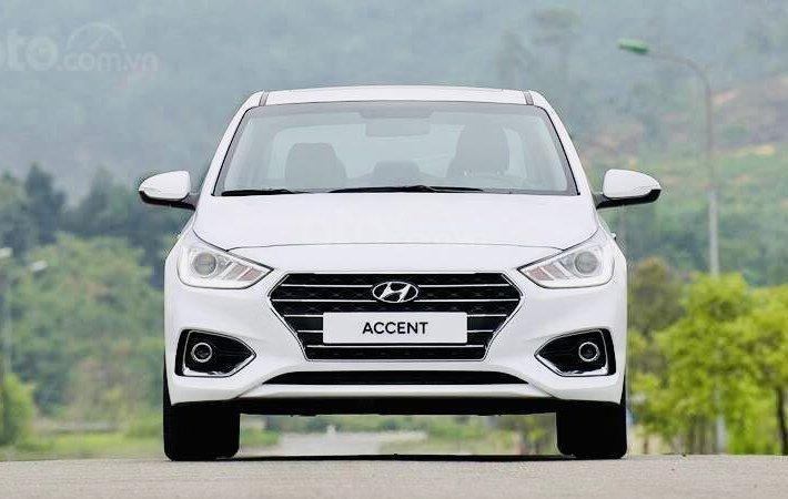 Hyundai Accent số sàn bản taxi ưu đãi lớn nhất năm 20200