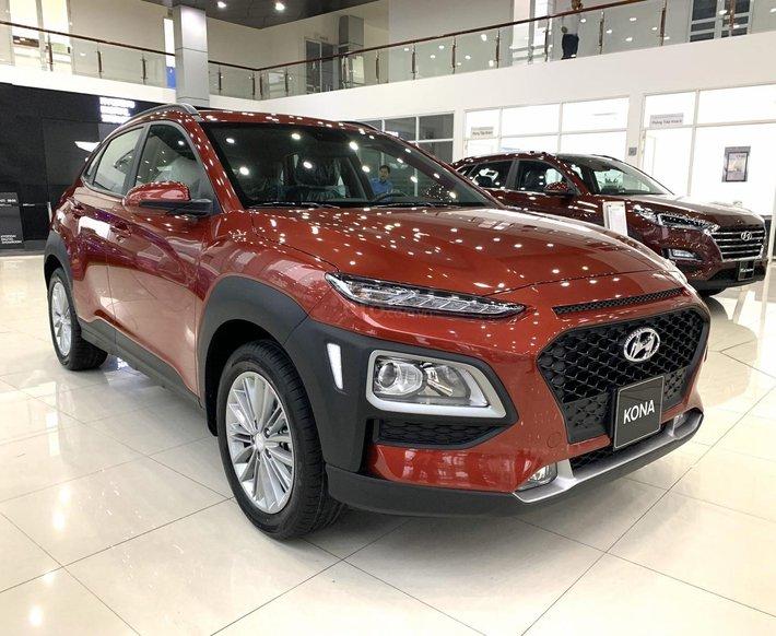 Hyundai Kona 2020 - giảm ngay 50% thuế trước bạ - đủ màu giao xe toàn quốc0