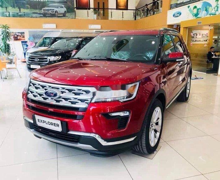 Cần bán Ford Explorer sản xuất năm 2020, xe nhập0