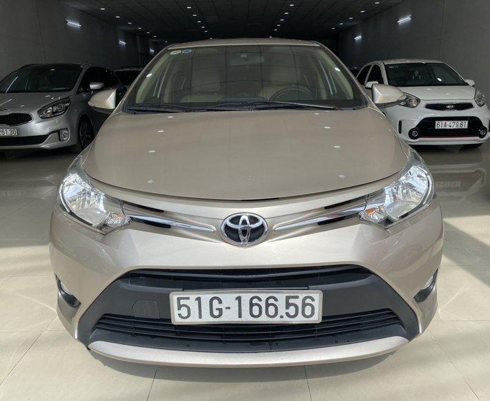 Cần bán Toyota Vios sản xuất 2018, xe chính chủ0