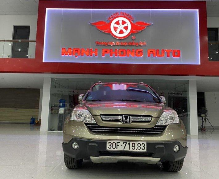 Cần bán gấp Honda CR V sản xuất 2009 còn mới0