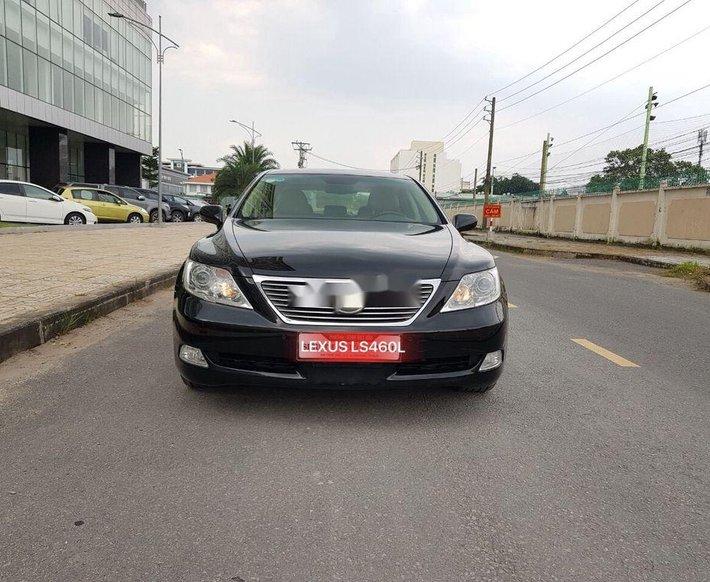 Bán ô tô Lexus LS năm sản xuất 2008, nhập khẩu còn mới0