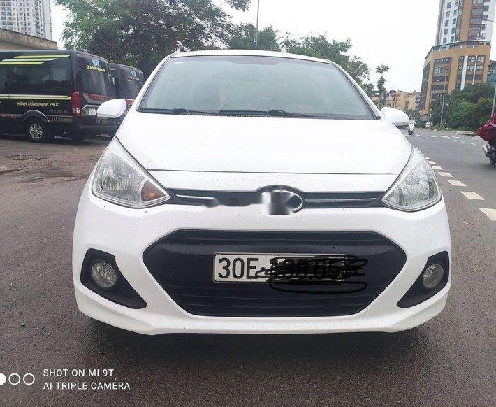 Bán Hyundai Grand i10 năm sản xuất 2015, xe nhập còn mới giá cạnh tranh0
