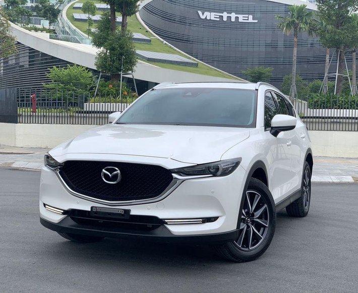 Bán Mazda CX 5 đời 2019, màu trắng còn mới, giá chỉ 910 triệu0