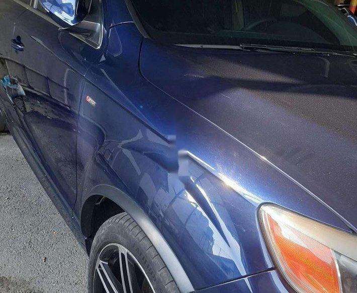Bán xe Audi Q7 sản xuất 2008, màu xanh lam, nhập khẩu  0