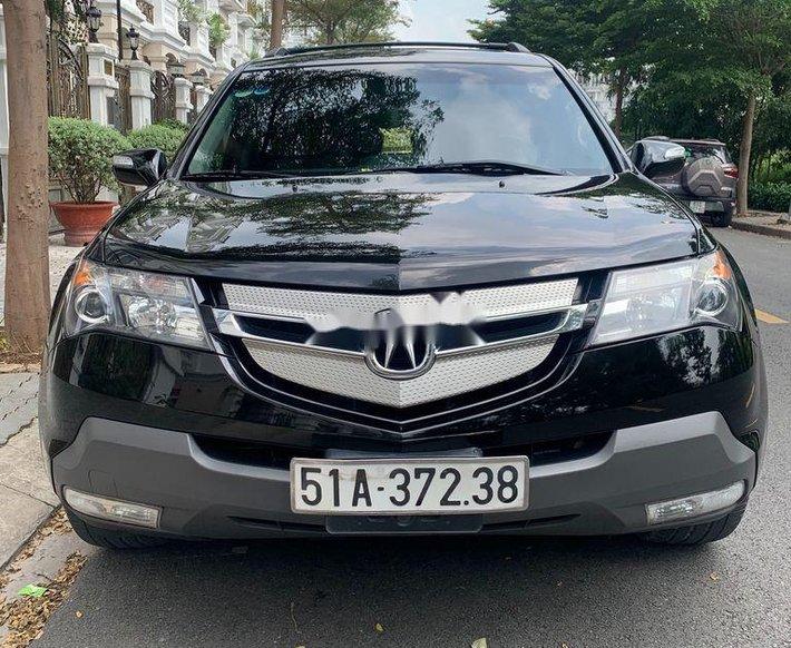 Chính chủ bán Acura MDX 2008, màu đen, nhập khẩu nguyên chiếc0