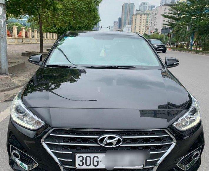 Bán gấp chiếc Hyundai Accent sản xuất năm 2020, giá tốt0
